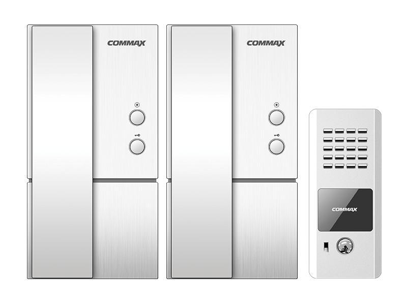 Sada auditelefonu Commax DP-LA01M+S / DR-2NP