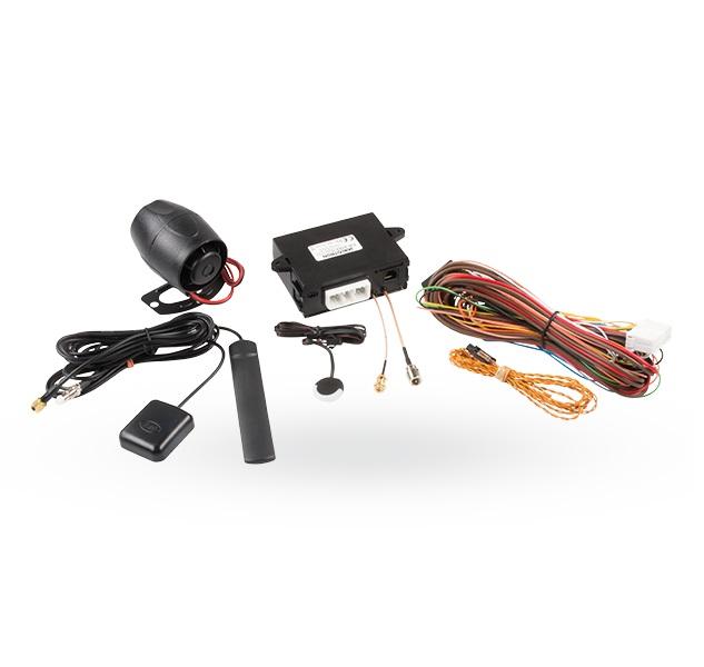 GSM /GPS autoalarm Jablotron CA-2103 Athos