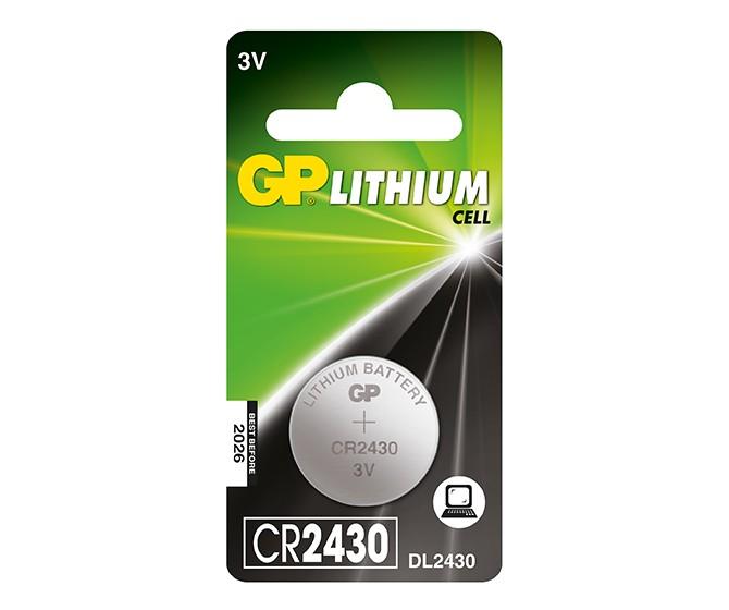 Baterie CR2430 GP