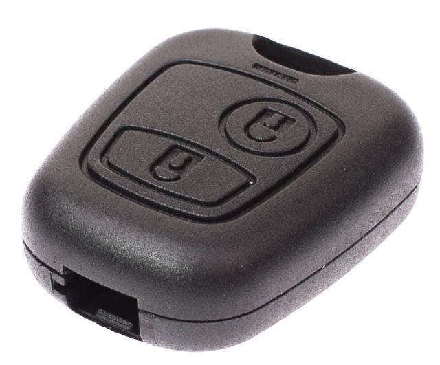 Náhradní obal klíče Citroen/Peugeot, 2-tl. C121