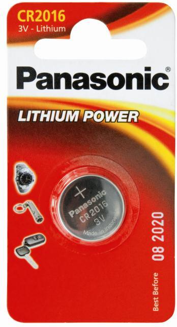 Baterie CR2016 Panasonic