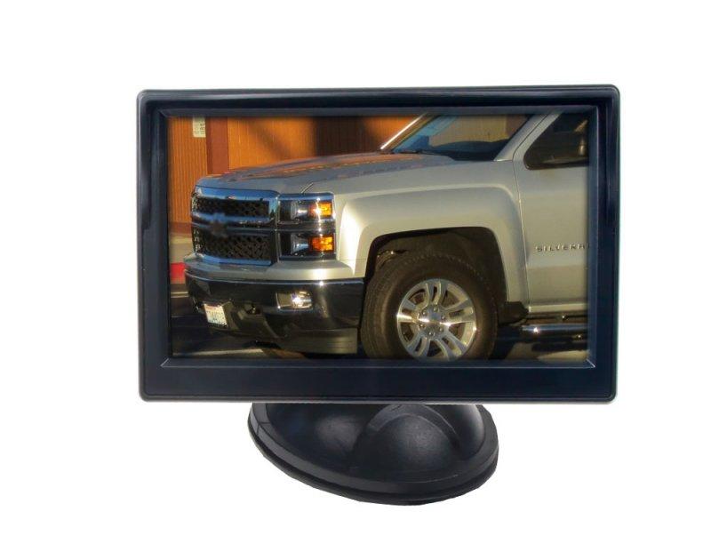 LCD monitor 5'' s přísavkou 80062