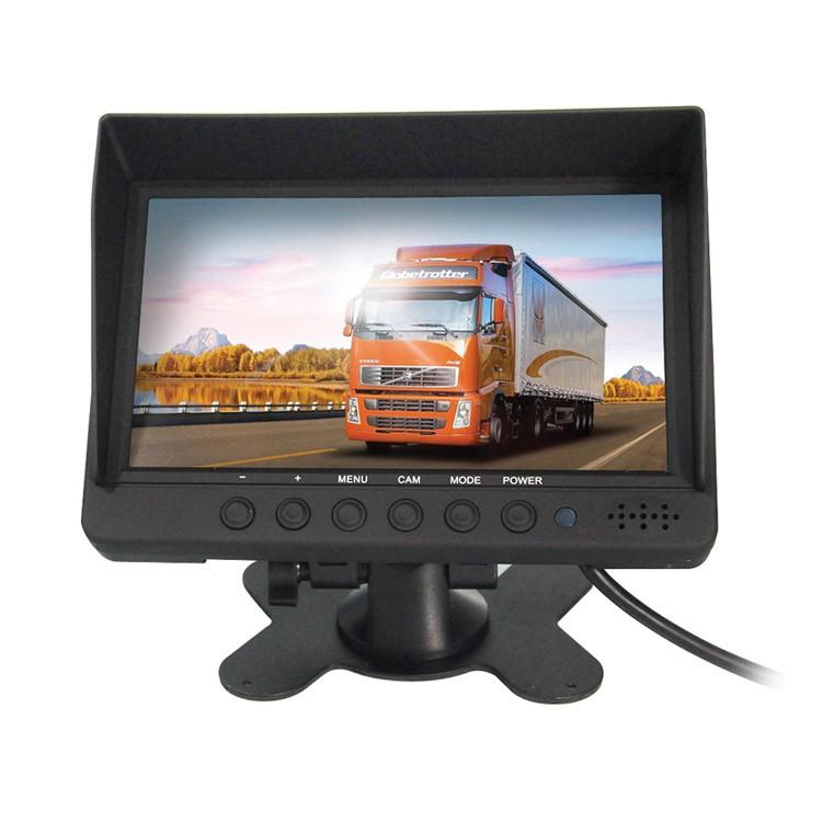 LCD monitor 7'' na palubní desku TFT M07