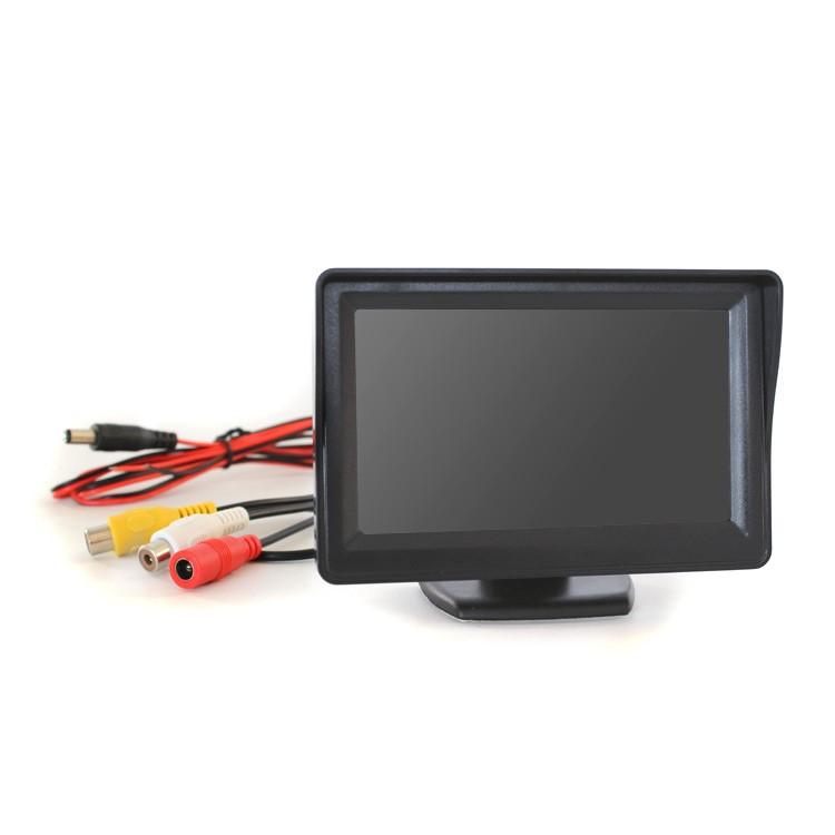 """LCD monitor 4,3"""" na palubní desku TFT M4.3"""
