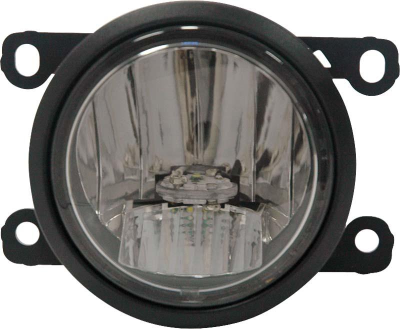 LED mlhová světla/denní svícení, kulatá světla 90mm, drlfog90