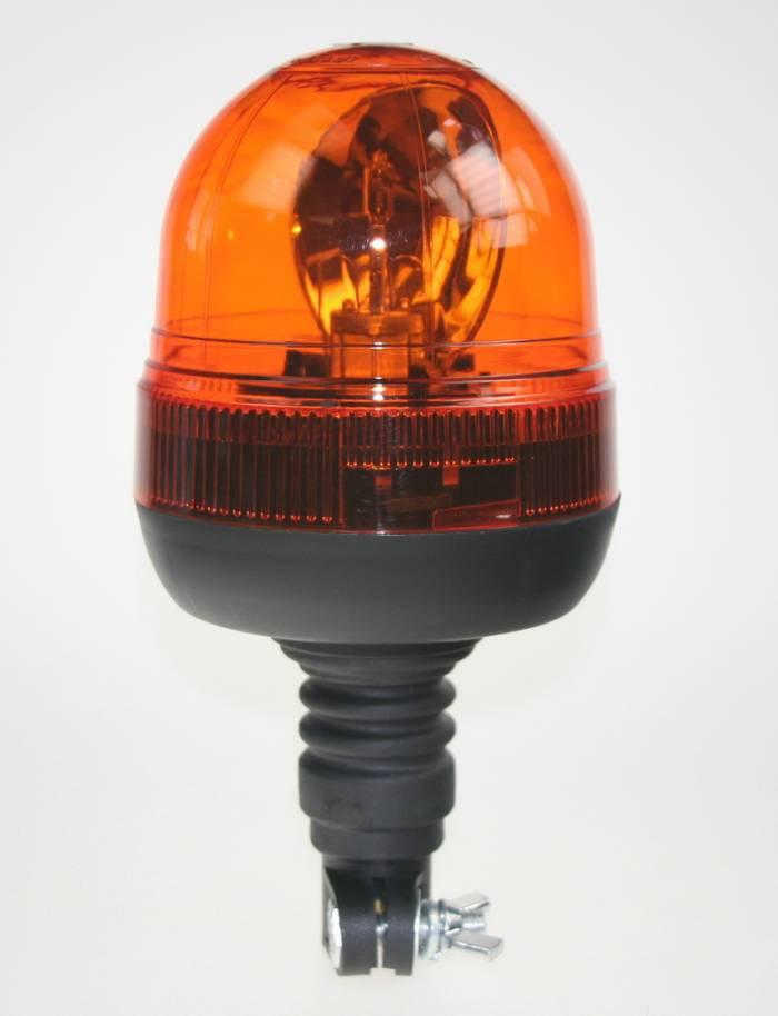 Rotační maják oranžový 12V wl84hrH1