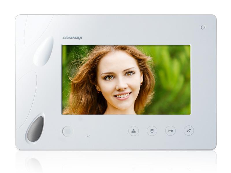 """Videomonitor handsfree 7"""" Commax CDV-70P"""