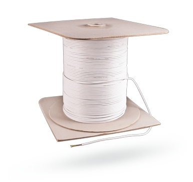 Instalační kabel drát nestíněný 4×0,5mm CC-02