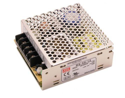 Spínaný síťový zdroj MEAN WELL RS-50-12