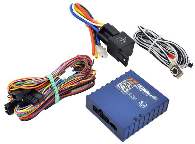 GSM autoalarm DS 512