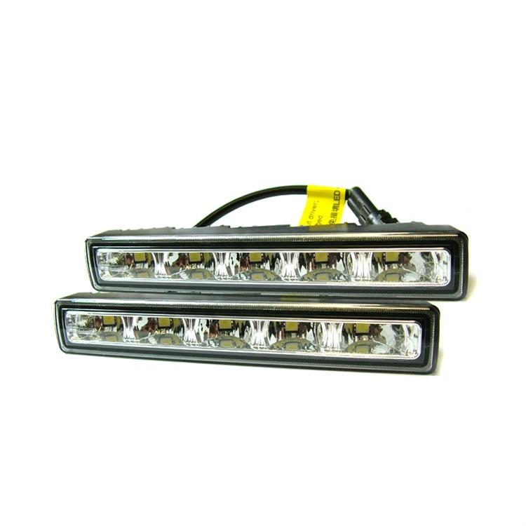 LED světla pro denní svícení ESUSE DRL 6005