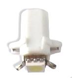 Mini LED B8,3 žárovka do palubní desky bílá/3SMD