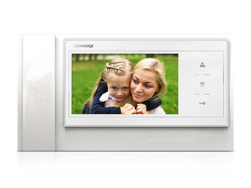 Videotelefon COMMAX CDV-70K bílý
